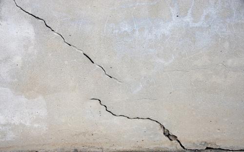 réparation de mur fissuré - travaux de maçonnerie