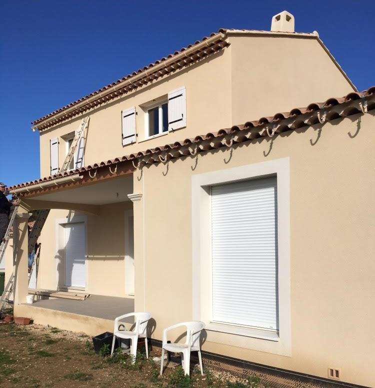 Nettoyage de gouttières Aix en Provence par SOS rénovation